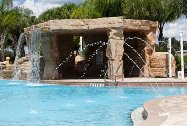5 Bedroom With Private Pool Paradise Palms - Image 1 - Kissimmee - rentals