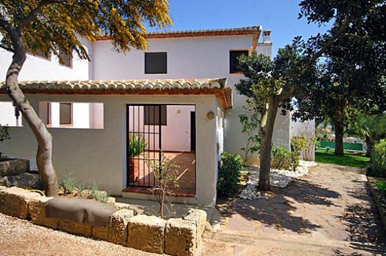 Casa Rosalia 18 - Image 1 - Javea - rentals