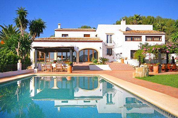 8 bedroom Villa in Javea, Alicante, Costa Blanca, Spain : ref 2127004 - Image 1 - Benitachell - rentals