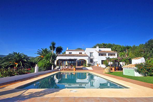 10 bedroom Villa in Javea, Alicante, Costa Blanca, Spain : ref 2127007 - Image 1 - Benitachell - rentals