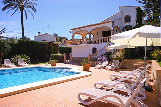 Villa Pinosol 6 - Image 1 - Javea - rentals