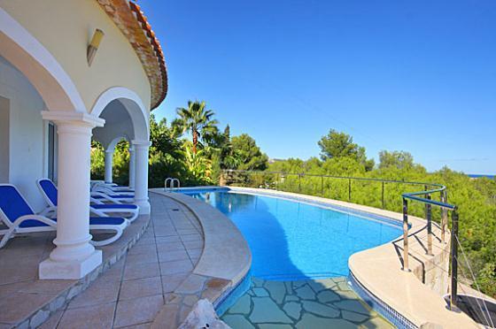 Villa Jarmila 6 pax - Image 1 - Javea - rentals