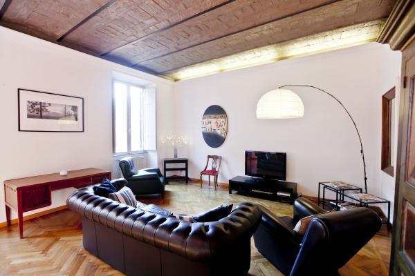 CR655pRome - St Peter Fantastic Fine Apartment - Image 1 - Rome - rentals