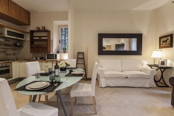 CR655uRome - Amazing garden apartment St Peter - Image 1 - Rome - rentals
