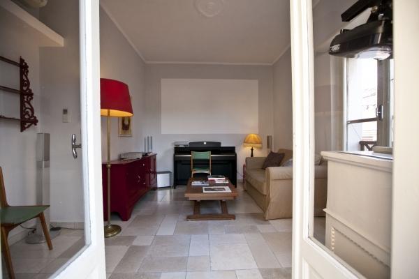 CR655vRome - Beautiful Smart Penthouse Monteverde - Image 1 - Rome - rentals