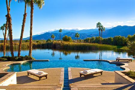 The Merv Griffin Estate - A 39 Acre Equestrian Retreat with Pond, Pool & Spa - Image 1 - La Quinta - rentals
