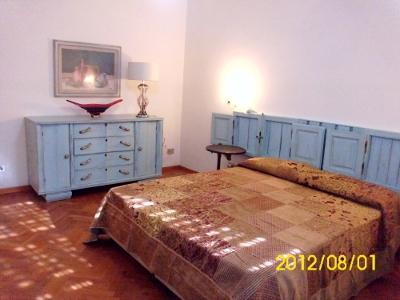 "bedroom ""blue"" - apartment up to 5 people - wifi - Florence - rentals"