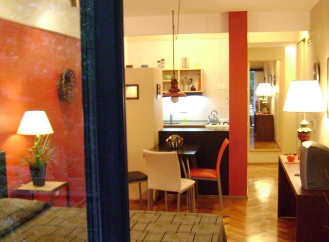 Studio Rojo Belgrano 2 Pax - Image 1 - Buenos Aires - rentals