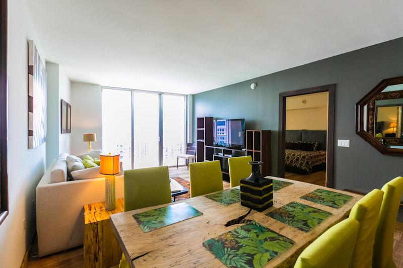9874609JS Brickell Icon (Viceroy) One Bedroom - Image 1 - Coconut Grove - rentals