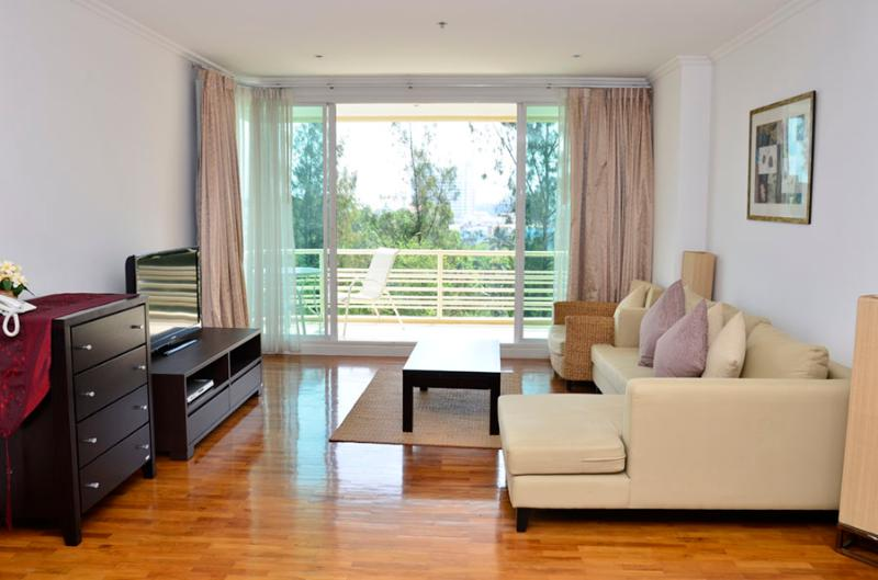 Beachfront Condominium, Baan San Ploen - RFH000071 - Image 1 - Hua Hin - rentals