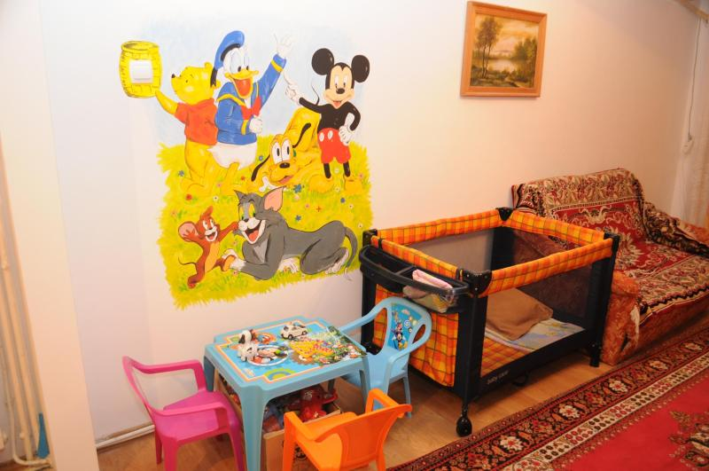 Ideal for your kids - games and toys, babycot, TV, sofa - Apartment in Bacau (international airport) - Bacau - rentals