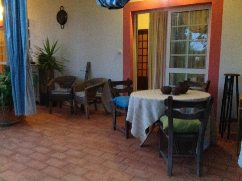 Terrace - T1 Country Cottage  DG - Cardigos - rentals