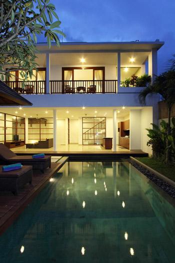Villa Cosy Pool View - NEW 3 BR Villa - Umalas - North Seminyak - Kerobokan - rentals