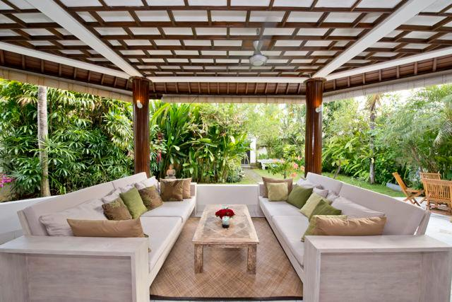 Open living room  - Gorgeous, spacious villa  private pool, Echo Beach - Kerobokan - rentals