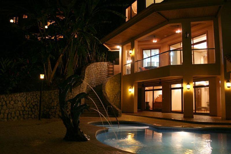 Luxury and Spacious Beachfront Estate - Image 1 - Tambor - rentals