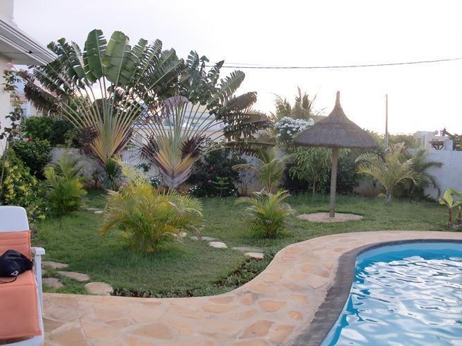 Pool/Garden - Luxury private villa for rent - Trou aux Biches - rentals