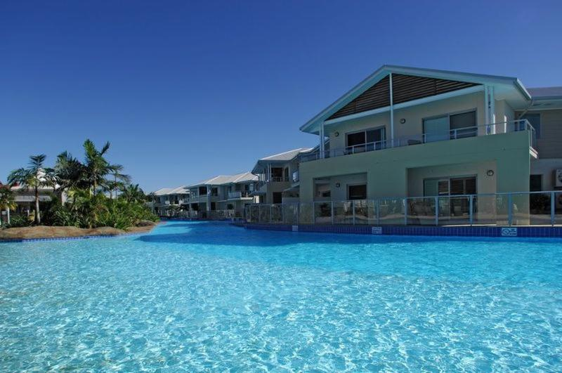 Pool - Pacific Blue Resort 354 - Salamander Bay - rentals