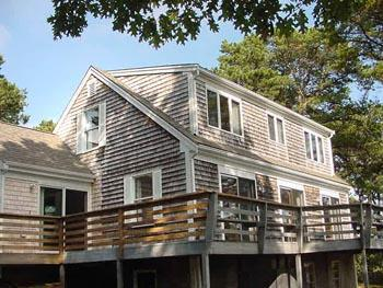 3 Bedroom with Tidal Salt Marsh Views (1669) - Image 1 - Wellfleet - rentals