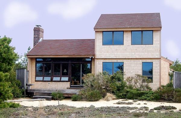 Contemporary, Multi-Level Wellfleet Home. (1683) - Image 1 - Wellfleet - rentals