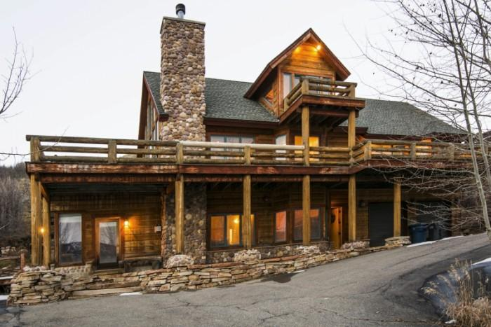 Loghaven Home - Image 1 - Park City - rentals