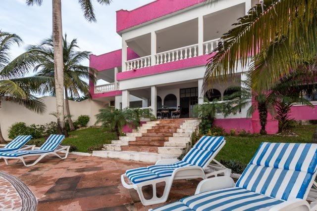 Villa Rosada - Huge Oceanfront Villa, Complete Privacy - Image 1 - Cozumel - rentals