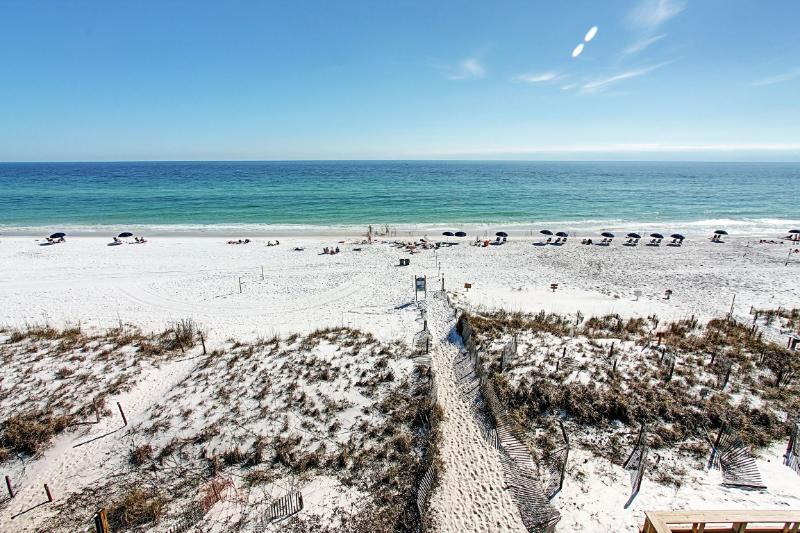 Pointe of View -15% OFF Stays Prior to 5/22! 5BR/5BA BeachFRONT.Beach Setups for Two.Crystal Beach - Image 1 - Destin - rentals