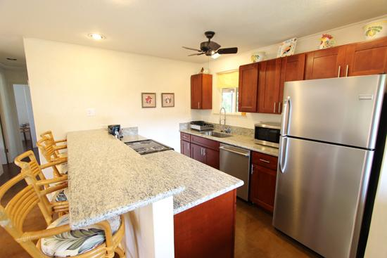 Kitchen - 3BR Paia Town Walk to Beaches; Shops; Restaurants! - Paia - rentals