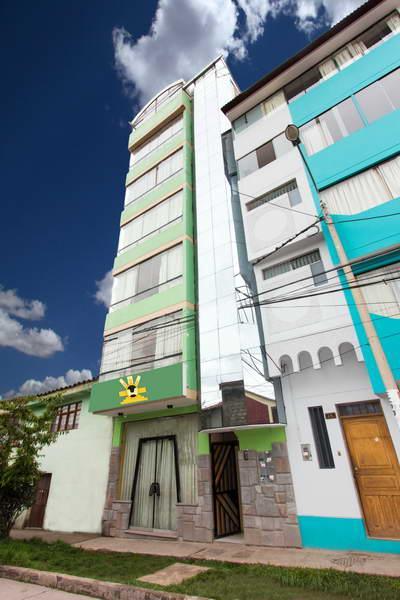 Front - Yupanqui Apartaments - Cusco - rentals