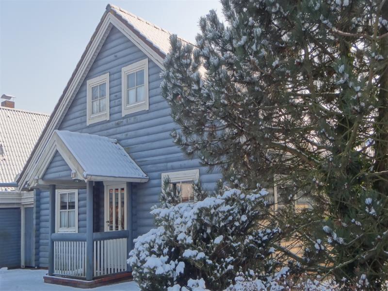 Dat-smuke-Sweenhuus-Winter - Ferienhaus in Kappeln - Kappeln - rentals