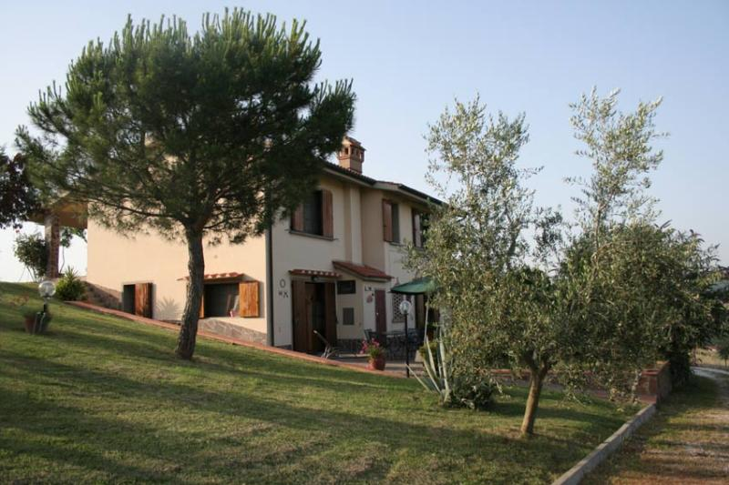 Wonderful Villa With 360° Stunning Views - Image 1 - Empoli - rentals