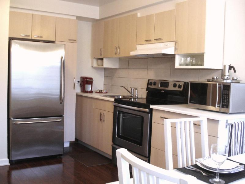 Fully equipped. - Spacious, Modern 2Bedroom, Central Location - Montreal - rentals