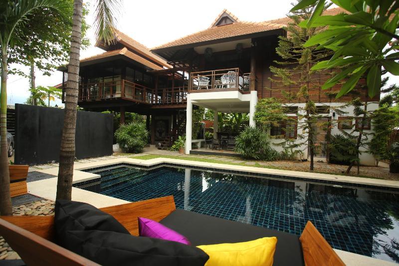 X2 Chiang Mai-North Gate Villa - Image 1 - Chiang Mai - rentals