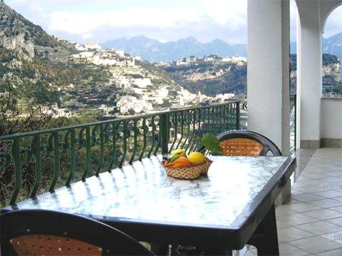 TERRACE WITH STUNNING VIEW - SILVY APARTMENT - Amalfi - rentals