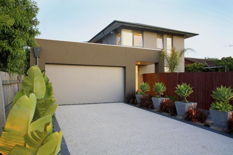 Front  iew - Double Storey modern family home close to beach - Hampton - rentals