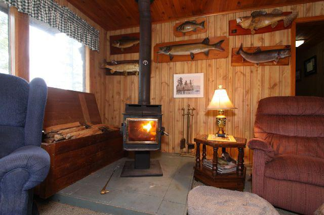 AJ Rock Ranch cottage (#813) - Image 1 - Barry's Bay - rentals