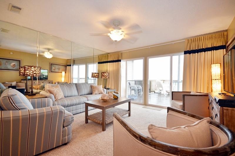 Dolphin Run - Quaint 2 Bedroom Vacation House by the Beach - Panama City Beach - rentals