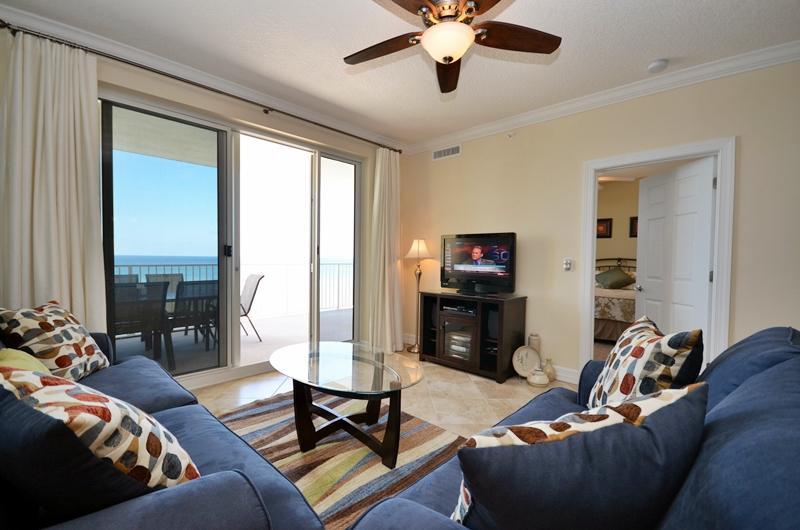 0802 Ocean Reef - Cozy 2 Bedroom Overlooking the Gulf at Tidewater Beach - Panama City Beach - rentals
