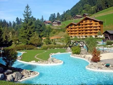 Thermes Parc Val d'Illiez ~ RA8838 - Image 1 - Val-d'Illiez - rentals