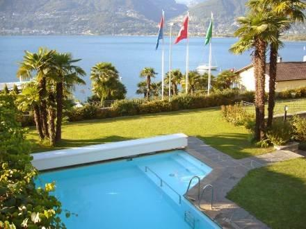 Casa al Lago ~ RA40887 - Image 1 - Vira (Gambarogno) - rentals