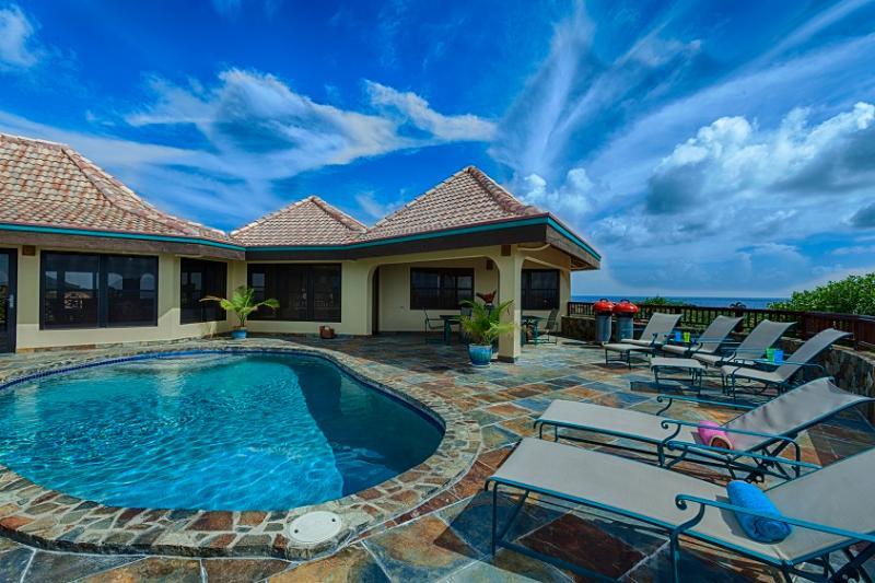 Pool - Mon Repos - The Settlement - rentals