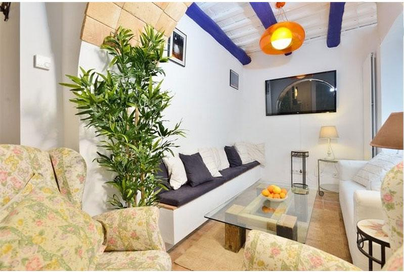 Town House 75 m from the beach - Image 1 - Sitges - rentals