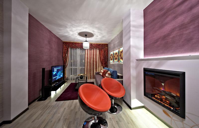 One bedroom apartment Princess.wi-fi. -Двухкомнатная квартира Princess.wi-fi. - Image 1 - Belarus - rentals