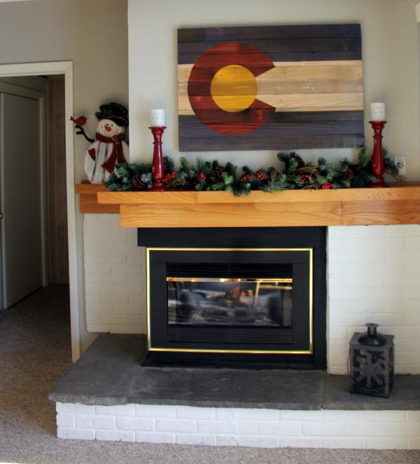 Fireplace - Ski and Ride - Freshly Updated - Breckenridge - rentals
