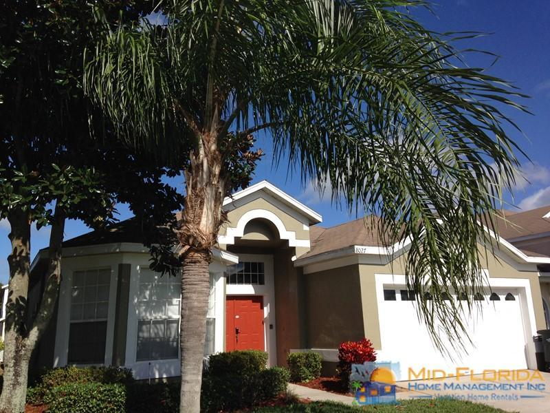 Front of Home - King Palm Dream - Windsor Palms Resort, Florida. - Kissimmee - rentals