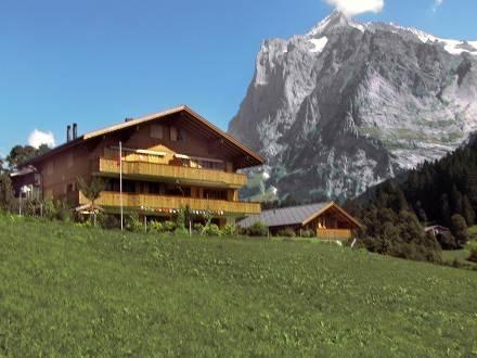 Pfingsteggsunne ~ RA10042 - Image 1 - Grindelwald - rentals
