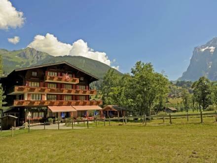 Chalet Restaurant Bodenwald ~ RA10024 - Image 1 - Grindelwald - rentals