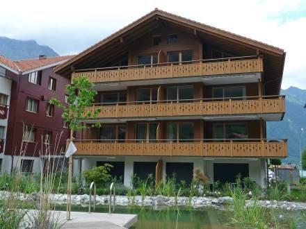 Chalet Augstmatthorn / Tserevitinov ~ RA9973 - Image 1 - Iseltwald - rentals