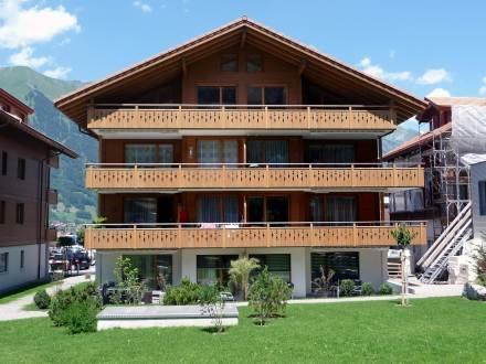 Chalet Rothorn, Apartment Lily ~ RA9968 - Image 1 - Iseltwald - rentals