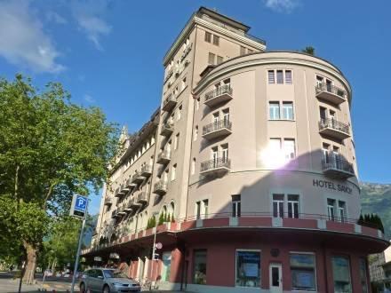 Savoy Apartment Elegance ~ RA9945 - Image 1 - Interlaken - rentals