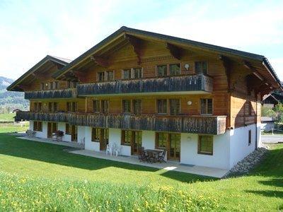 Jacqueline 11 ~ RA9915 - Image 1 - Gstaad - rentals